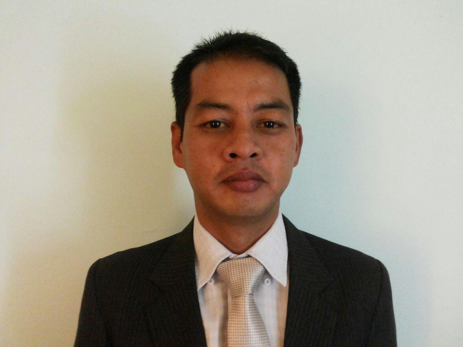 Dr. Fabian Wanbok Marbaniang