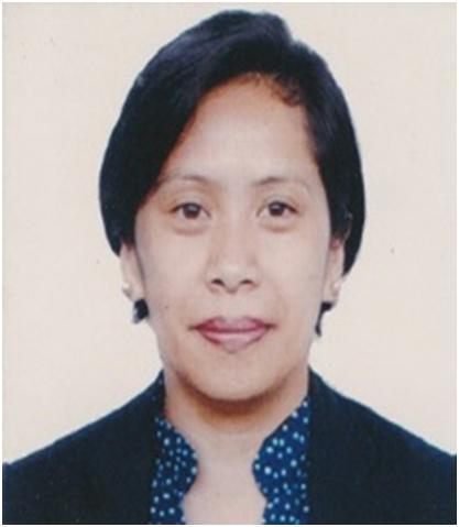 Dr. Maribon V Sangma