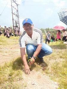 Participation in Tree Plantation in Jongksha village