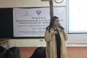 Workshop on Understanding Human Sexuality
