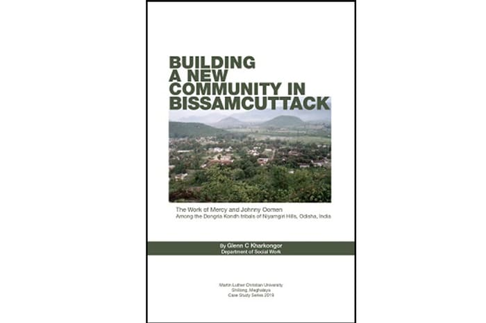 Building a New Community in Bissamcuttack