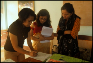 Read more about the article Pooja Chatterjee on Capturing Moments of Career Guidance