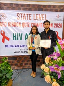 MLCU students shine in quiz competition